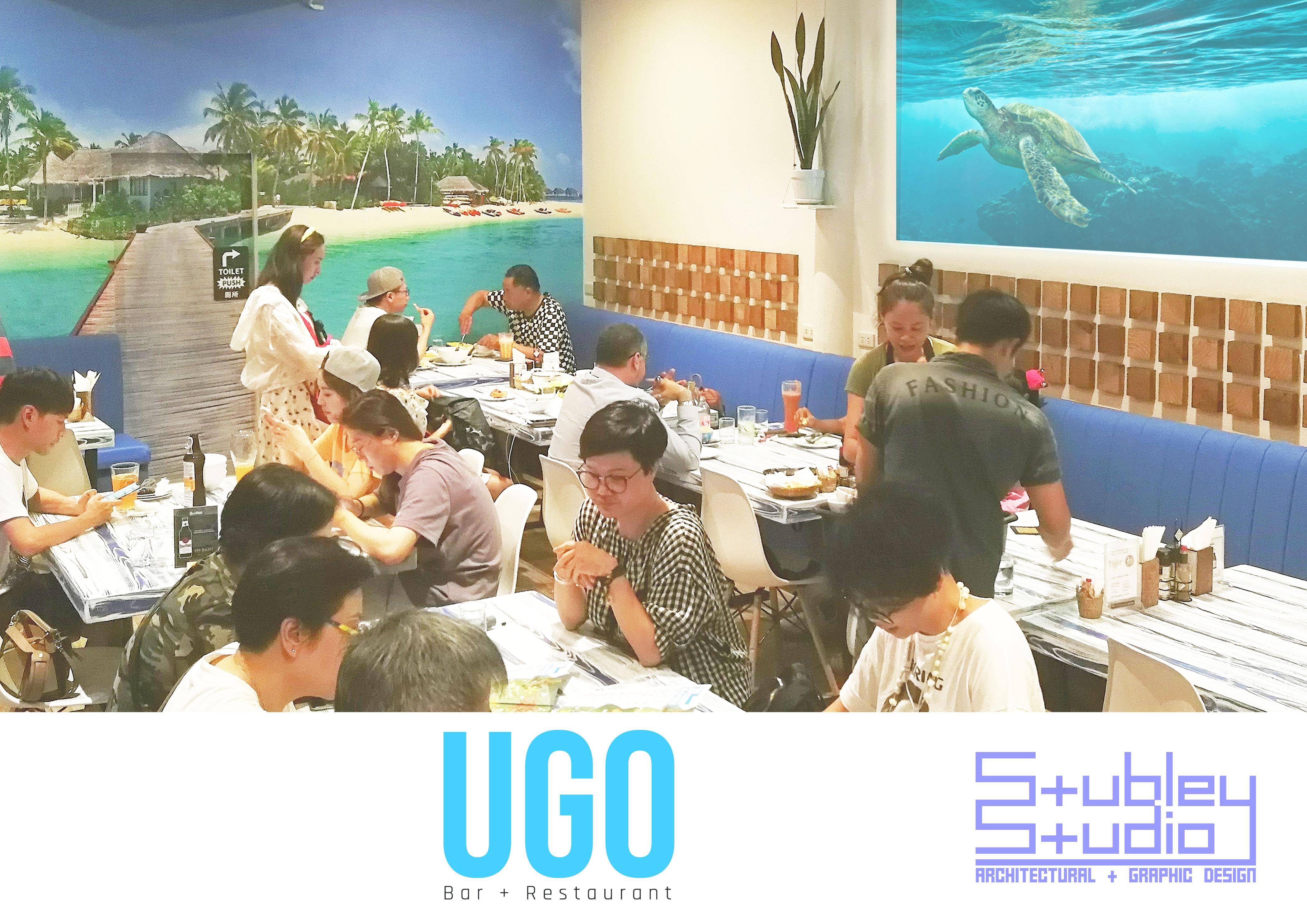 Ugo Restaurant/Chiang Mai/Architecture/Stubley Studio