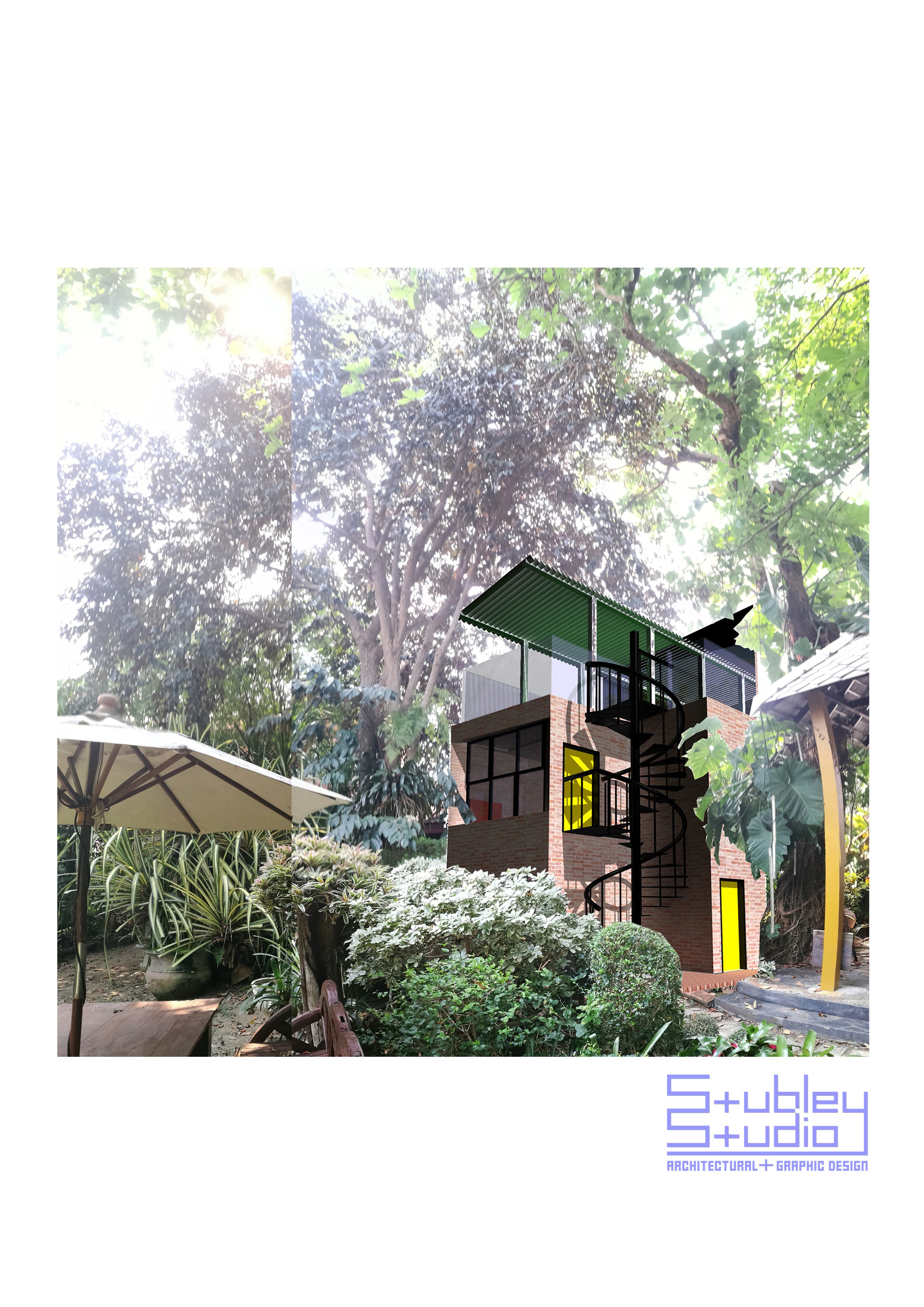 Room With a View/Chiang Mai/Architecture/Stubley Studio