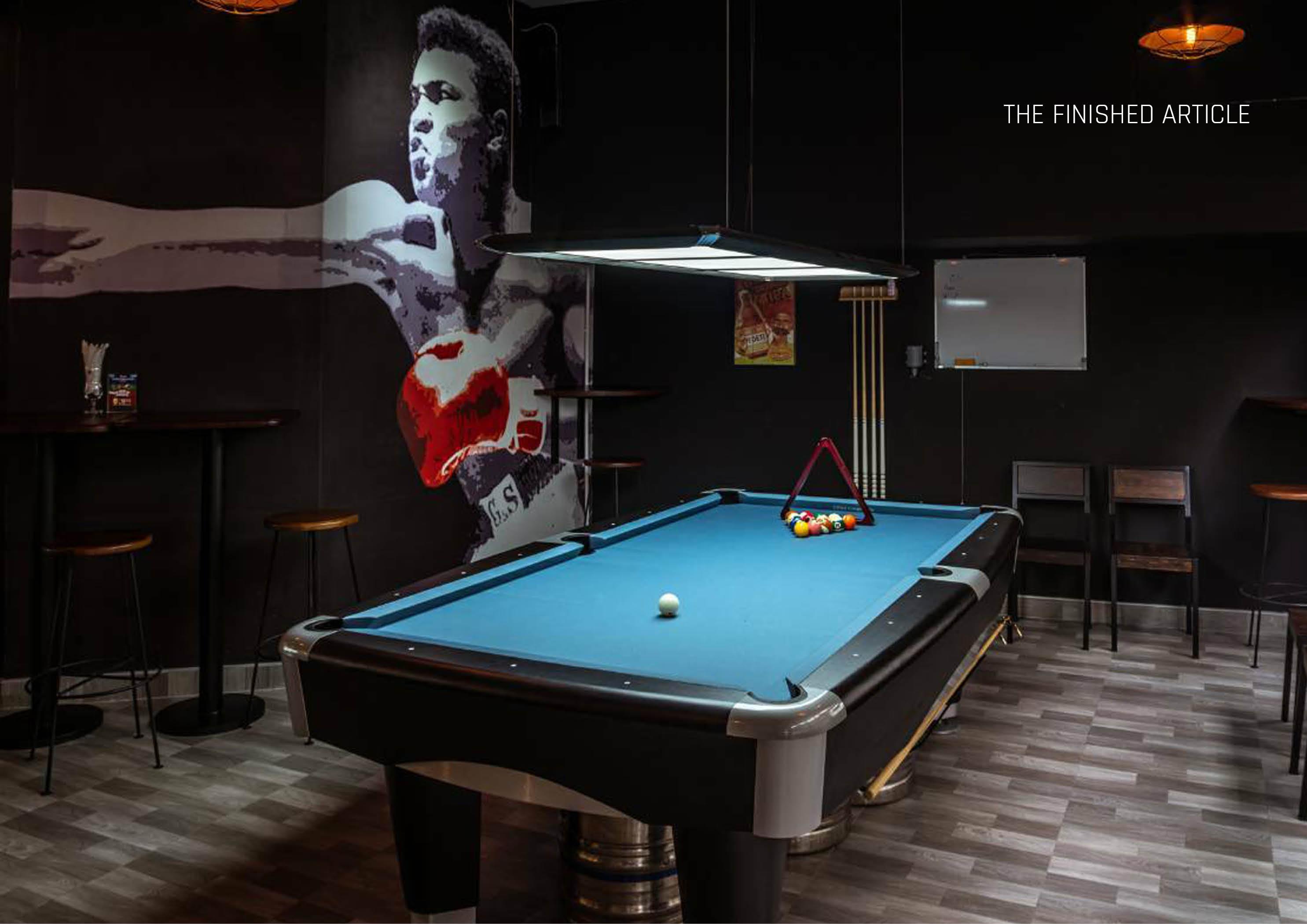 Renegade Sports Bar/Chiang Mai/Stubley Studio/Interior Design