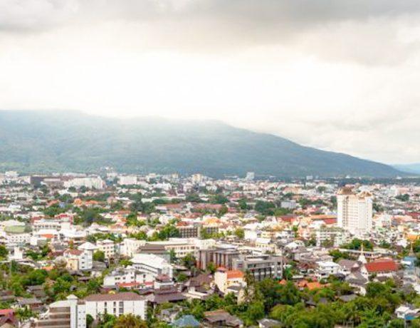 CNX Vista / Master Plan / Stubley Studio / Chiang Mai Thailand